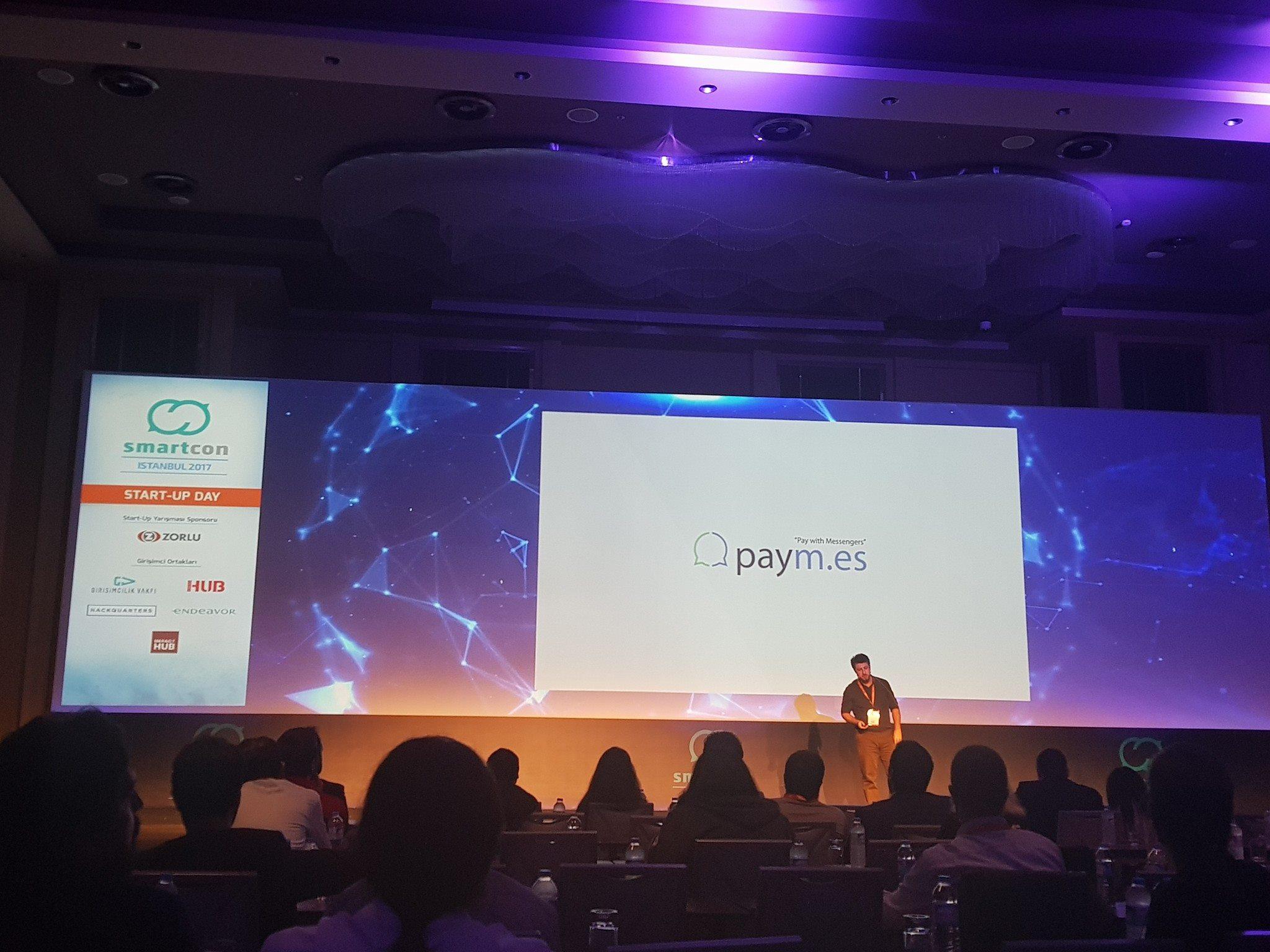 Smartcon 2017'nin Galibi Paym es Oldu - Paym es Blog