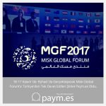 MISK GLOBAL FORUM 2017