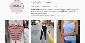 Instagramın En çok Takip Edilen 20 Butiği Paymes Blog